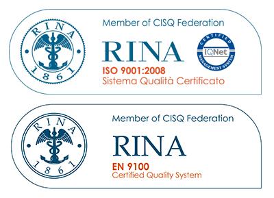 Quality EN 9100 - ISO 9001