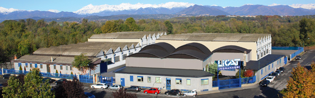 Licat Ingranaggi Gear Systems stabilimento Orbassano, Torino - Italy