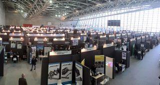 Aerospace Defense Meeting Lingotto Oval Torino 2017