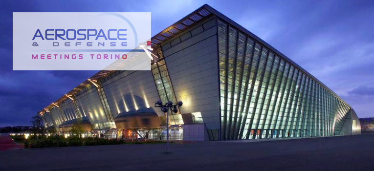 Aerospace Defense Meetings Torino Lingotto 28-30 novembre