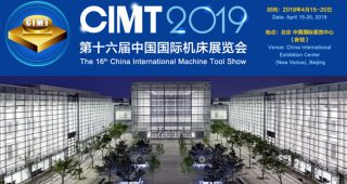 CIMT 2019 Beijing China International Machine Tools