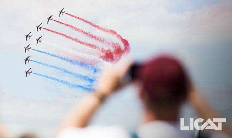 Paris Air Show aerei