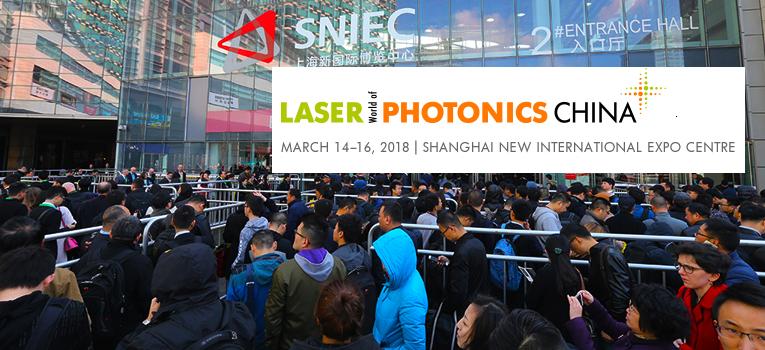 Licat at Laser World Photonics China March 2018