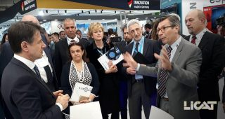 Premier Conte Paris Air Show 2019 Le Bourget